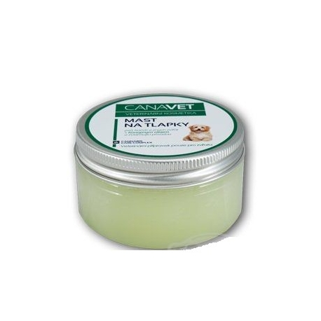 Canavet mast na tlapky s canabis care complex 100ml