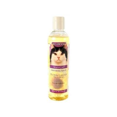 Bio-groom Silky cat Shampoo pro Kočky 236 ml