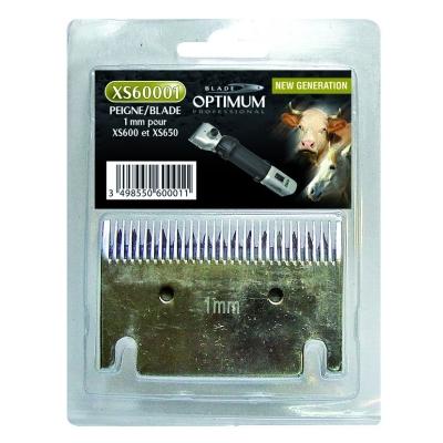 Stříhací hlava Optimum na Koně XS60001 1mm