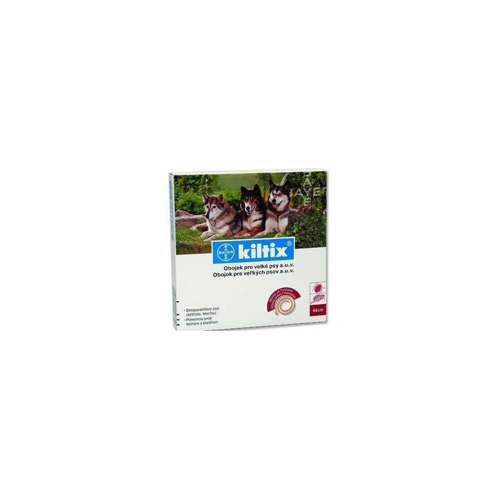 Kiltix antiparazitní obojek pro velké psy