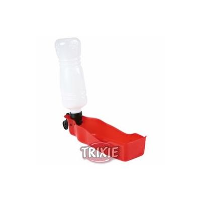 Cestovní láhev s miskou - Trixie