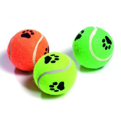 Míčky tenisáky pro psa bal.3