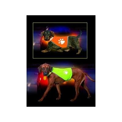 Reflexní vesta pro psa Safety Dog XS