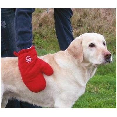 Vysušovací Rukavice Top-Fix pro psa