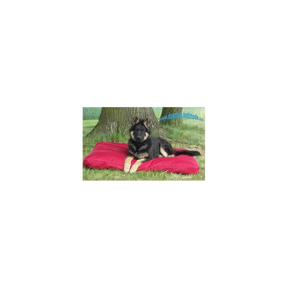 Matrace pro psy Dogmans Runway 80cm, odolné matrace pro psy výroba v Liberci