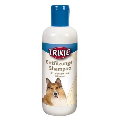 Šampon Trixie Entfilzung - pro snadné rozčesávání dlouhé srsti