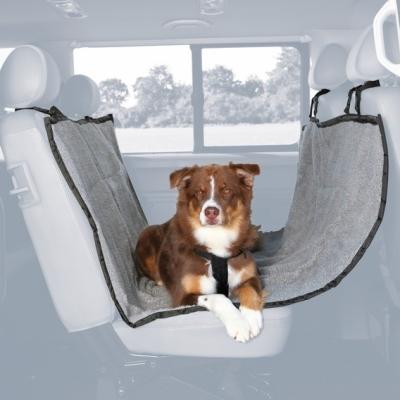 Trixie Autopotah na zadní sedadla fleece/polyester 1,35x1,50m