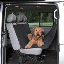 Ochranná autodeka - Autopotah na zadní sedadla Trixie pro psy v autě