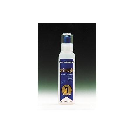 1 AllSystems Get It Straight Coat Polish & Hair Dressing -narovnávač srsti pro psa 118ml