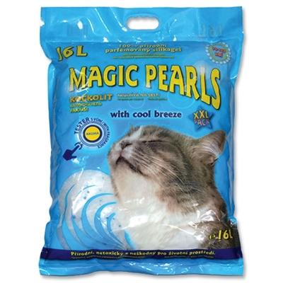 stelivo Magic Pearls Kočkolit 16 L