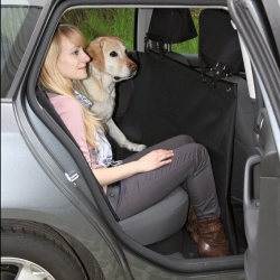 Trixie Ochranný autopotah zadních sedadel (145 x 160 cm) ZIP