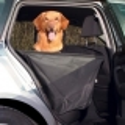Ochranný potah zadních sedadel auta pro psy