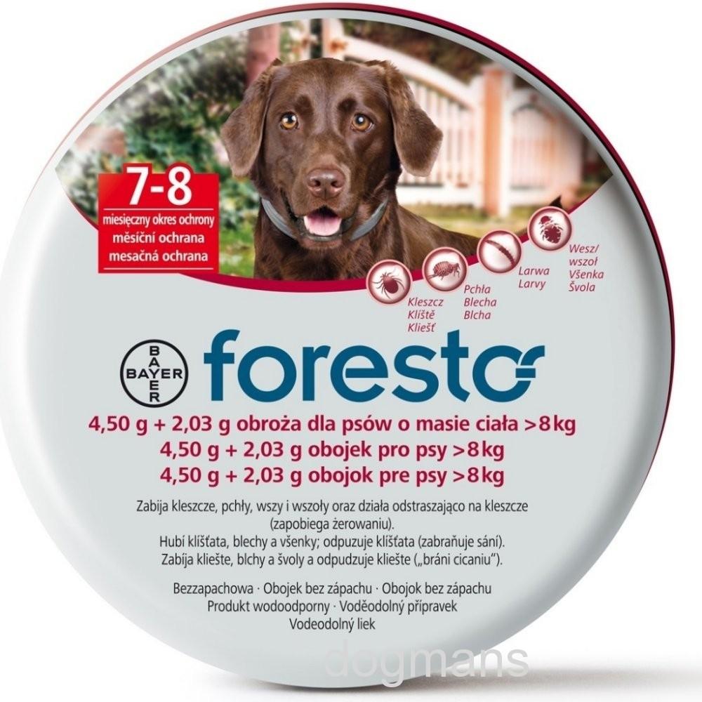 Foresto 70 antiparazitní obojek pro psy