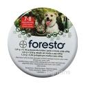Foresto obojek na blechy 38 antiparazitní obojek pro kočky a malé psy Dogmans Liberec