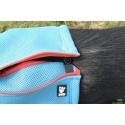 Chladící vesta pro psy Hurtta Cooling Vest modrá detail Dogmans Liberec