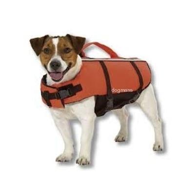 Karlie Plovací vesta pro psa oranžová