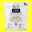 krmivo pro psa Brit Care Dog Show Champion dogmans Liberec