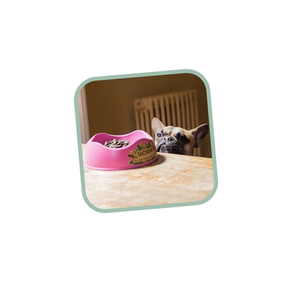 Beco Bowl ekologická miska pro psa M s pejskem