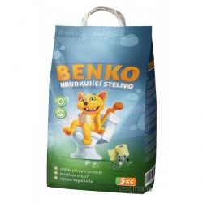 Benko podestýlka Cat