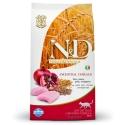 krmení pro kočku grain free N&D GF CAT Adult chicken&pomegranate 1,5kg