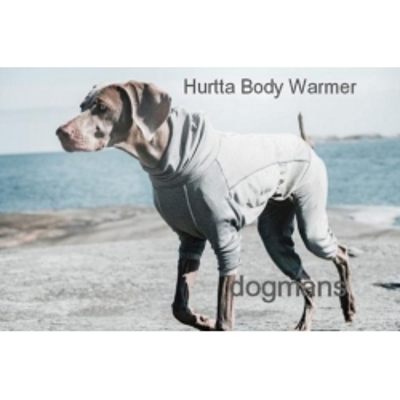 Obleček Hurtta Body Warmer šedý