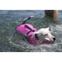 Plovací vesta Hurtta Lifeguard rose