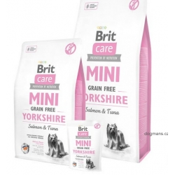 BRIT Care Dog Mini Grain free Yorkshire