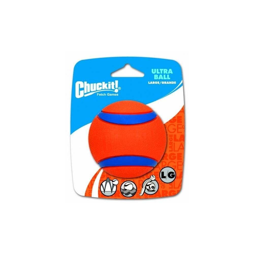 Chuckit Míček Ultra Ball Large 7,5 cm