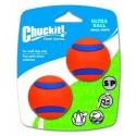 Chuckit Míčky Ultra Ball Small 5 cm - 2 na kartě