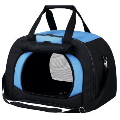 Cestovní taška na psa KILIAN 31x32x48 cm modro/černá