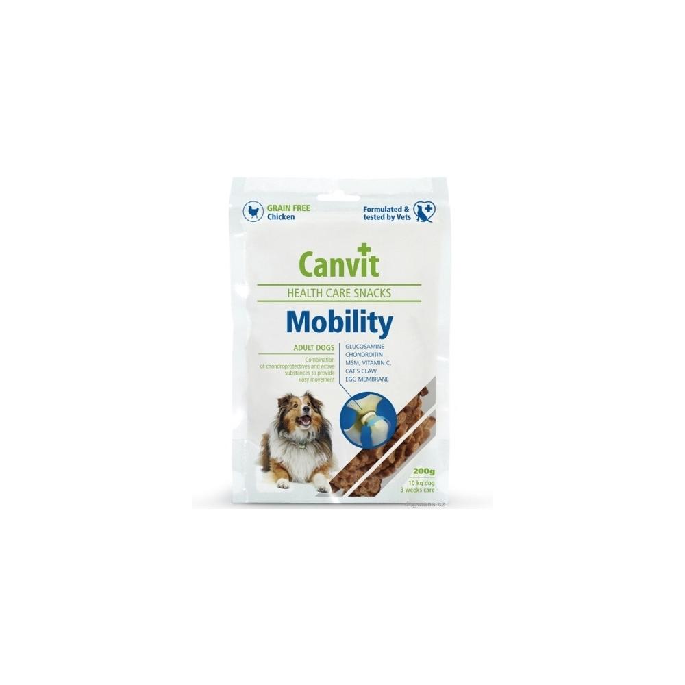 Canvit Snacks Mobility 200g Pamlsek pro psa