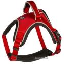 Duvo+ Postroj pro psa West nylon červený 1,5x30-40cm