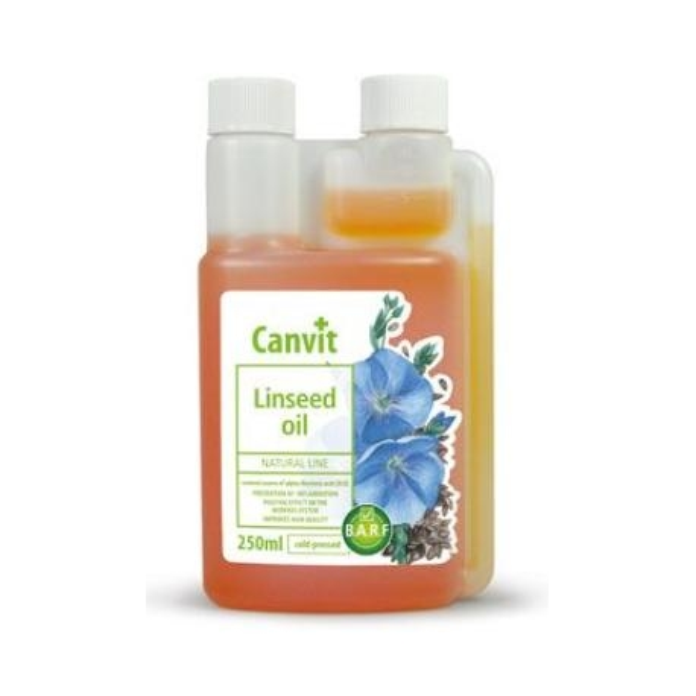 Canvit Natural Linsen oil 250ml