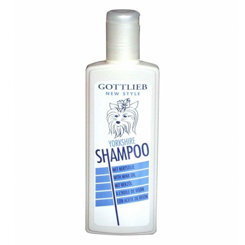 Gottlieb Yorkshire šampon s makadamovým olejem