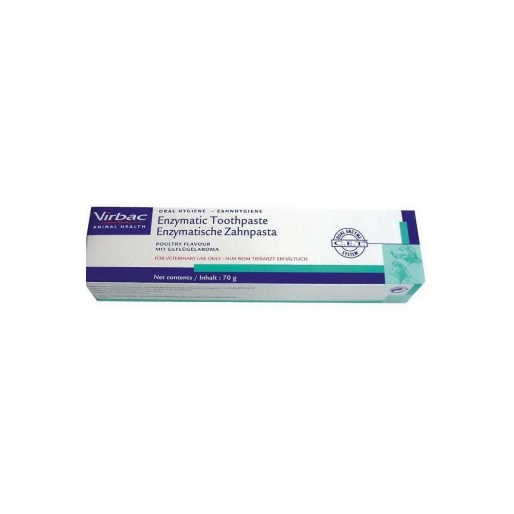C.E.T.pes Zubní pasta enzymatická drůbeží 70g