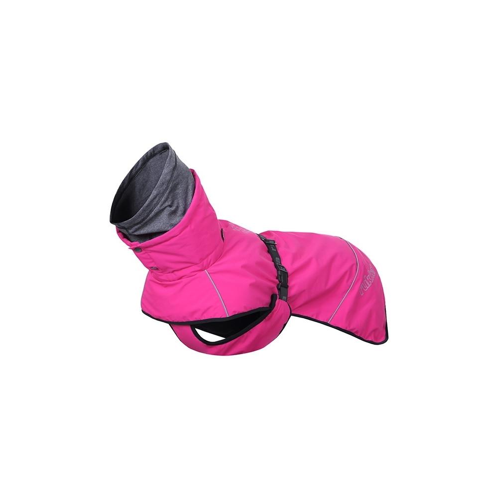 RUKKA zimní bunda WARMUP - Růžová