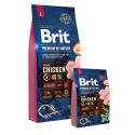 Brit Premium Dog by Nature Junior L