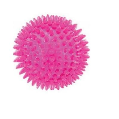 Zolux Hračka pes BALL SPIKE TPR POP 8cm s ostny