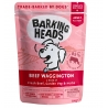 BARKING HEADS Beef Waggington kapsička