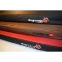 Matrace pro psa DOGMANS runway 120cm set černá-hnědá-červeno-černá