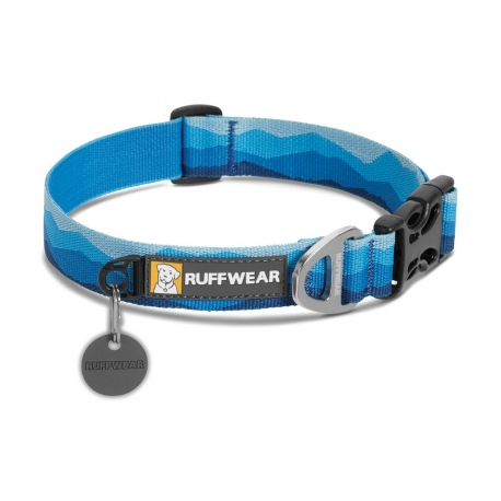 Ruffwear Obojek Hoopie™ Dog Collar blue mountain