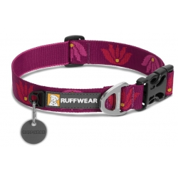 Ruffwear Obojek Hoopie™ Dog Collar Lotus