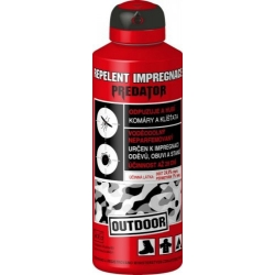 PREDATOR OUTDOOR repelentní impregnace spray 200ml