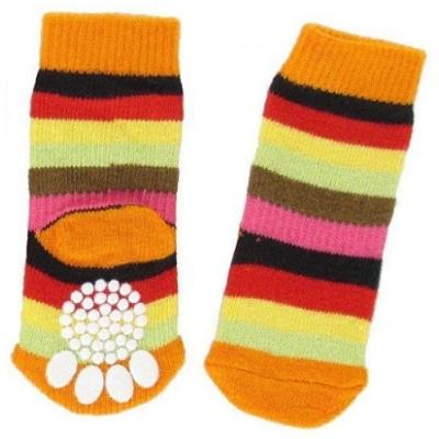 KARLIE Ponožky pro psa protiskluzové 2ks/sada