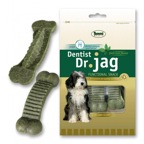 Dr. Jag Dentální snack - Bridge, 4ks