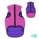 Airy Vest bunda pro psy růžová/fialová