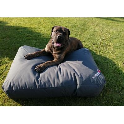 Dogmans Moloss 120 šedá dark matrace pro psa
