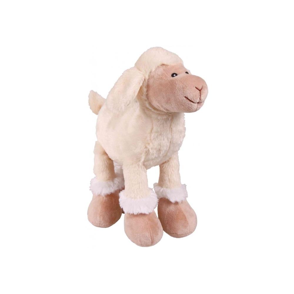 Plyšová ovečka se zvukem 30cm