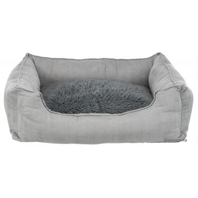 Thermo lůžko FENDRO, 100x70cm, šedé