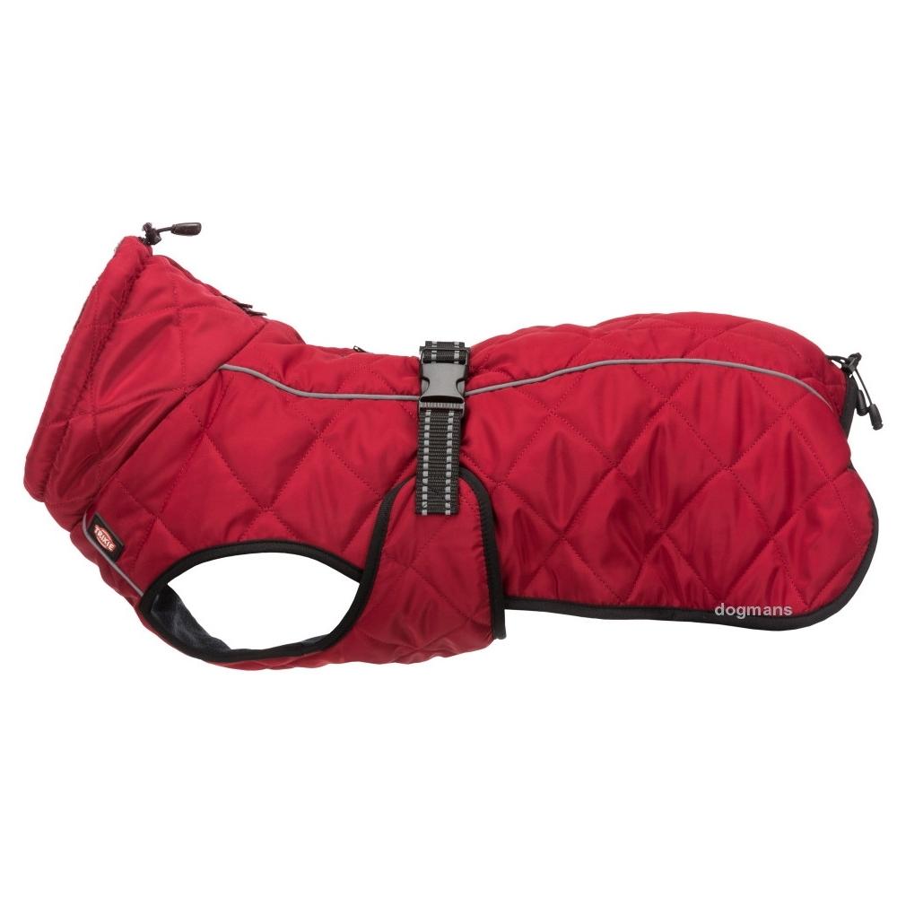 Trixie MINOT prošívaná vesta pro psa červená